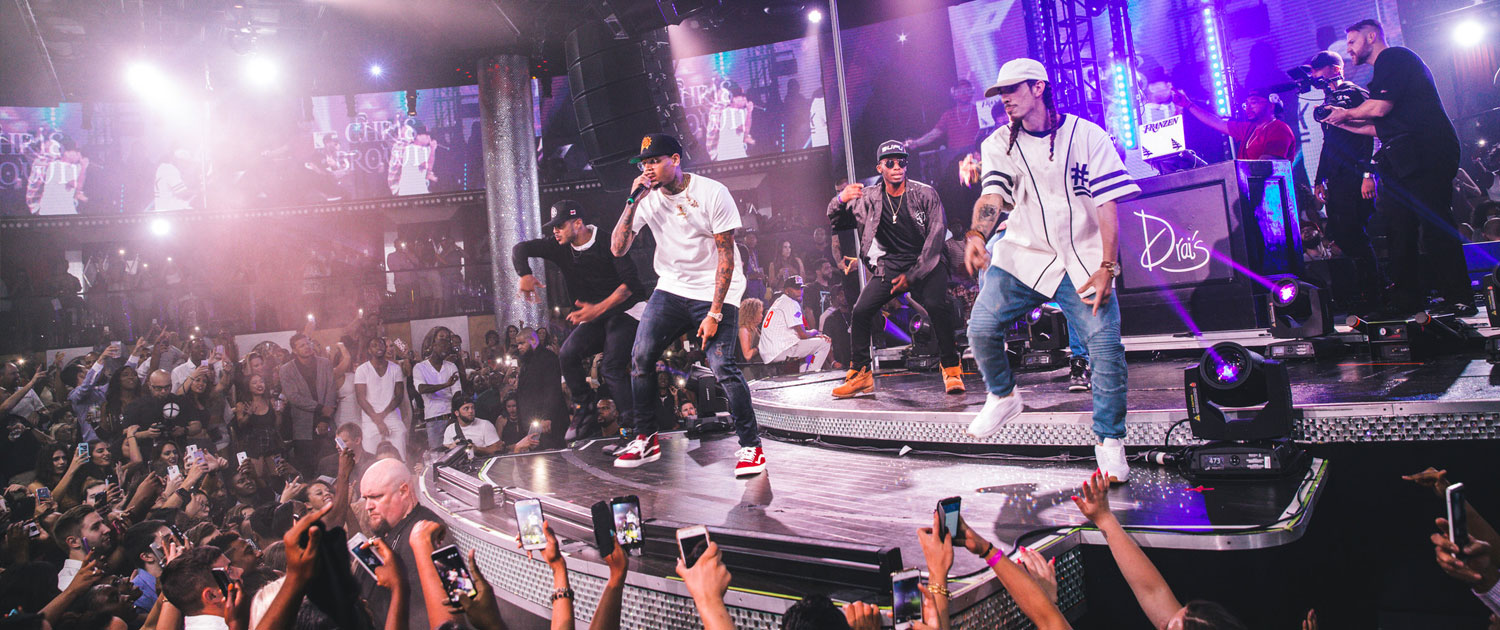 Best Hip Hop Clubs in New York City