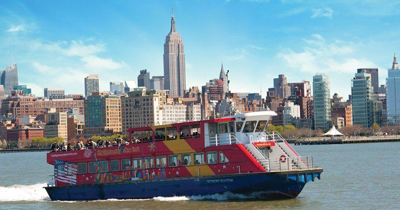 Boat Tours in New York City