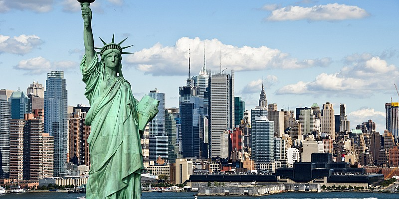 Places in New York