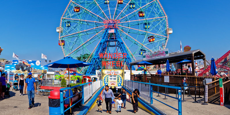 things to do at Coney Island
